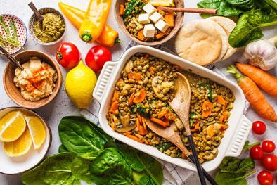 A-healthy-vegan-meal