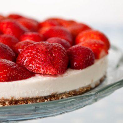 Fruitarian cake